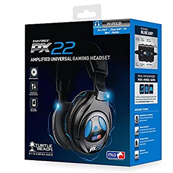 Turtle Beach - Ear Force PX22 Universal Amplified Gaming Headset - PS3 Xbox 360 PC