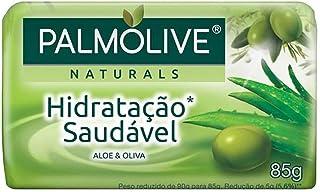 Sabonete Em Barra Palmolive Naturals Hidratação Saudável 85G