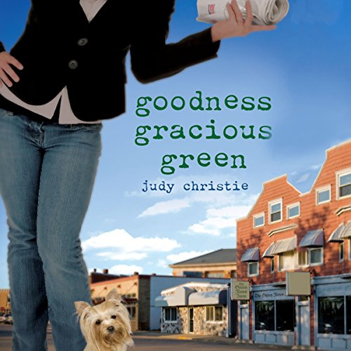 Goodness Gracious Green audiobook cover art