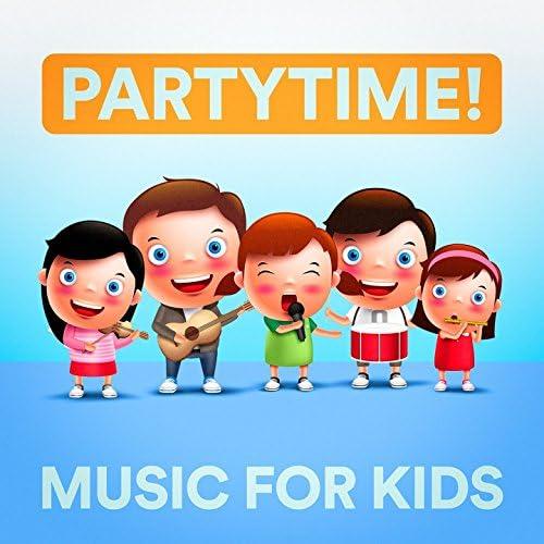 Kids Party Music Players, Kids Pop  Hitz & Toddler Songs Kids