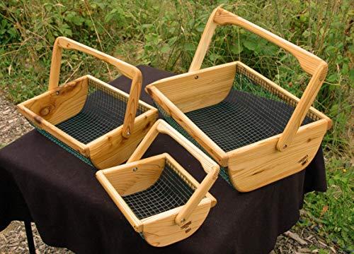 Country Basket -Medium #1035