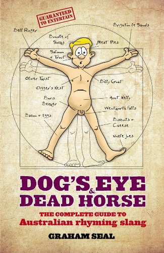 Dog's Eye and Dead Horse: The Complete Guide to Australian Rhyming Slang (English Edition)