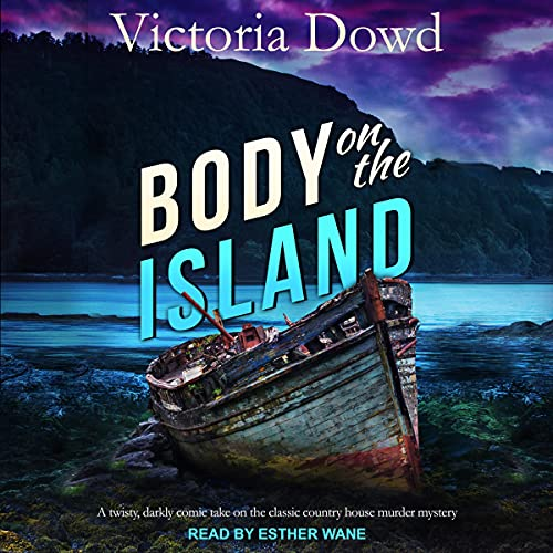 Body on the Island cover art
