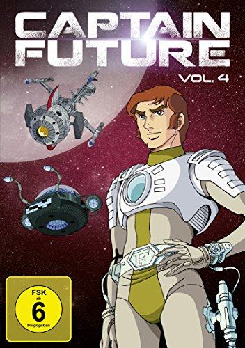 Captain Future - Vol. 4 [2 DVDs]