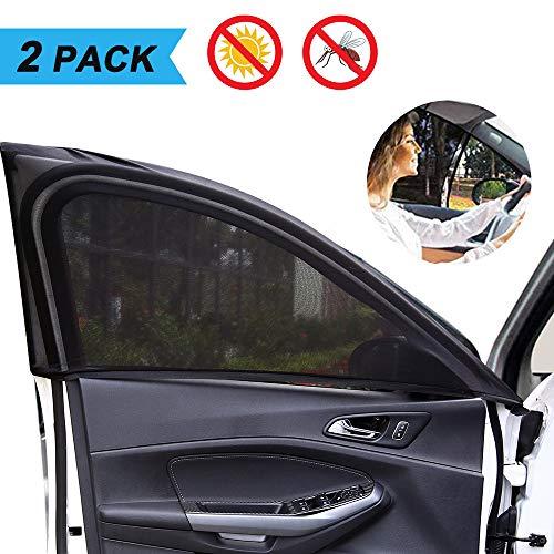 Preisvergleich Produktbild Vislone Sonnenschutz für Autofenster,  2 Stück