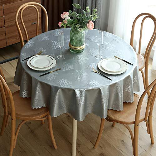 Kuingbhn Abwaschbar Tisch Decke Verbrühungsschutz und Verschleißfestigkeit Geeignet für Home Küche Dekoration...