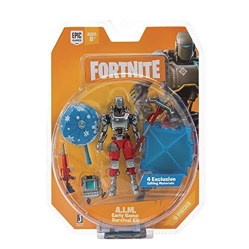 Fortnite FNT0224 Early Game Survival Kit Z.I.E.L Actionfigur,