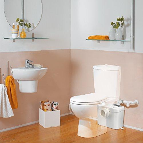 SFA Sanibroyeur PRO silence. pompe lavabo ou un lave-mains supplément WC