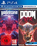 Bethesda Special VR Pack (Wolfenstein: Cyberpilot / DOOM VFR) - PlayStation 4 [Importación alemana]