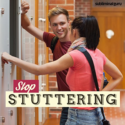 Stop Stuttering audiobook cover art