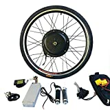 """48V 1000W Electric Bicycle Conversion Kit, 20"""" 24"""" 26"""" 28"""" 29"""" 700C Front"""