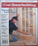 Fine Homebuilding December 2003 January 2004 No. 160, INDEX, French Doors, Pressure Treated Wood, Insulation, Tile Showers, Well Framed Floors, Router Basics
