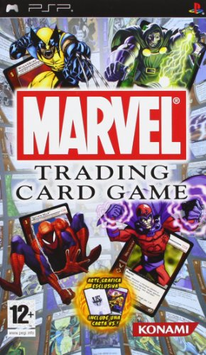 Marvel Trading Card Game [Importación italiana]