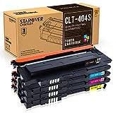STAROVER 4x CLT-P404C / CLT-404S CLT-K404S Compatibile Toner Per Samsung Xpress SL-C480FW SL-C480W SL-C480FN SL-C430W SL-C482 SL-C482W SL-C482FW SL-C432 SL-C432W SL-C433 SL-C433W SL-C483FW SL-C483W