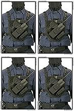 BLACKHAWK! Patrol Radio Chest Harness (Pack of 4)