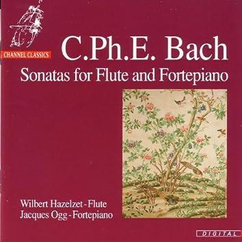 C.P.E. Bach: Sonatas for Flute and Fortepiano
