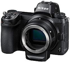 Nikon Z7 FX-Format Mirrorless Camera Body with Mount Adapter FTZ (Renewed)
