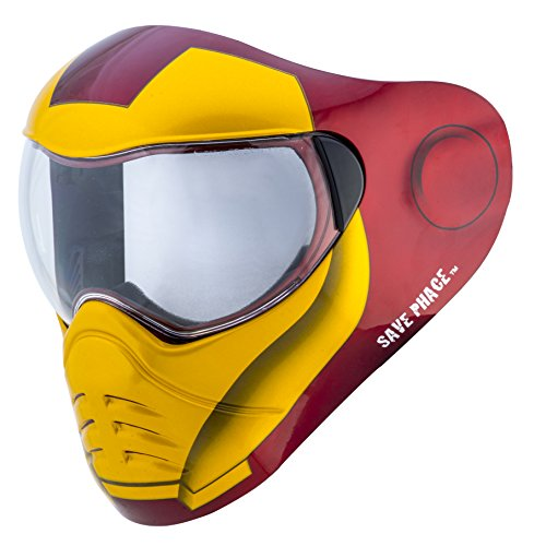 Save Phace 3012756 SUM Series Marvel Ironman Sport Utility Mask