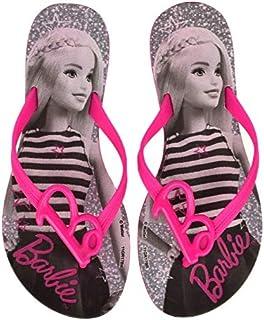 Chinelo Infantil Grendene Barbie Rosa - 29