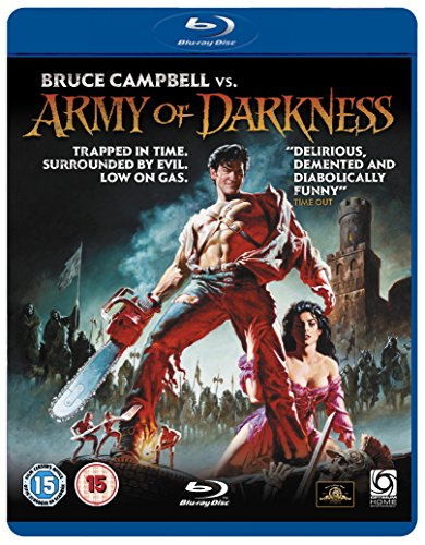 Army of Darkness Aka Evil Dead Iii [Blu-ray] [Import anglais]
