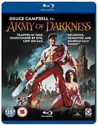 Army of Darkness Aka Evil Dead Iii [Blu-ray] [UK Import]