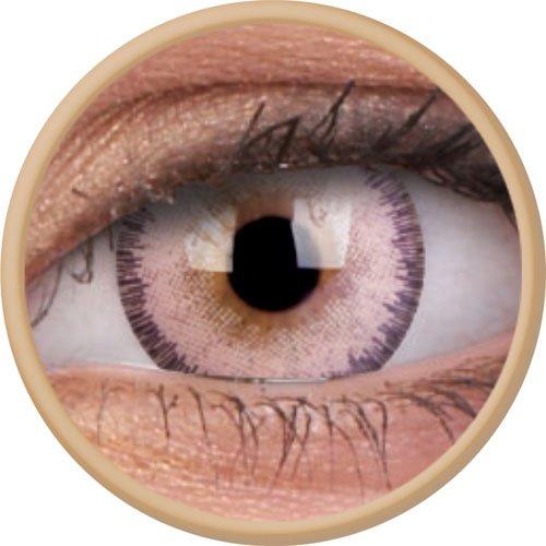 Farbige Kontaktlinse Sprudel Sepia Brown Monatlicher Einweg 14 mm stärke 0.00 von ColourVUE entfernt