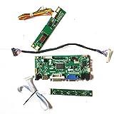 for B133EW01 V2 V3 LCD Panel Monitor LVDS 20-Pin CCFL 13.3' 1280800 MNT68676 Screen Drive Controller Board VGA HDMI DVI DIY kit (B133EW01 V3)