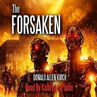 """The Forsaken: """"The Christ Project"""" Book 1 audiobook cover art"""