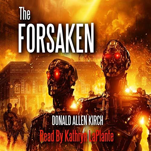 """The Forsaken: """"The Christ Project"""" Book 1 Titelbild"""