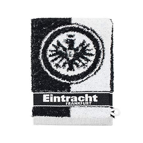 Eintracht Frankfurt - Manopla de baño, paños SGE - Plus con marcapáginas I Love Frankfurt