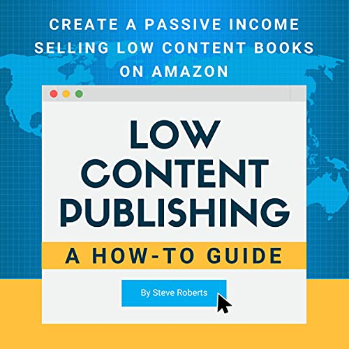 Low Content Publishing: A How-to Guide Titelbild