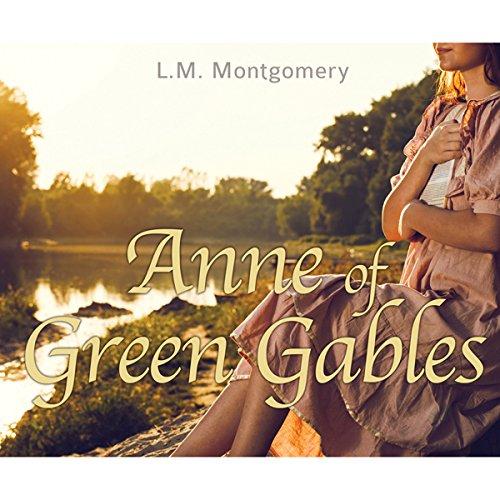 Anne of Green Gables cover art