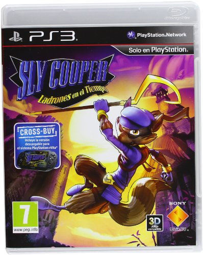 Sly Cooper: Thieves In The Time