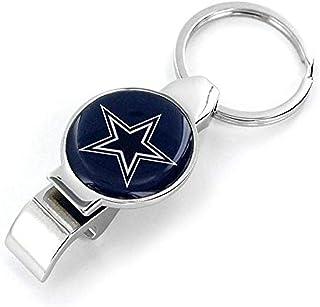 aminco NFL Dallas Cowboys Architect Flaschenöffner Schlüsselanhänger