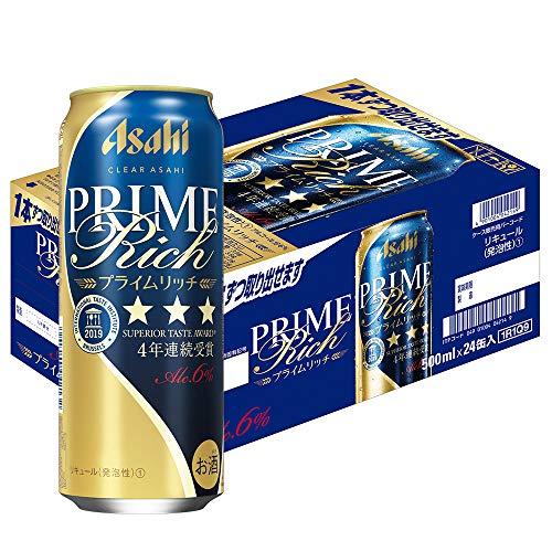 クリアアサヒ プライムリッチ 缶 [ 350ml×24本 ]