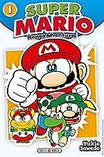 Super Mario - Manga adventures - Tome 1 d'Yukio Sawada