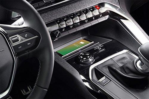INBAY® bolsillo Peugeot 3008/ 5008 black Plug&Play