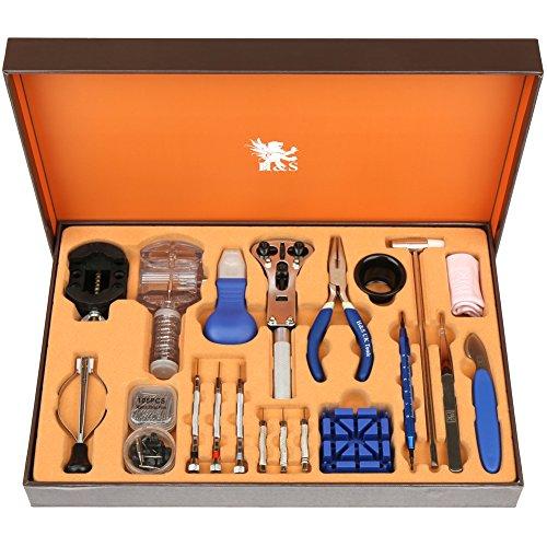 H&S. Satz von 155 Werkzeugen mit Etui
