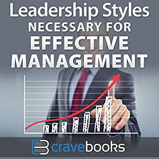 Leadership Styles Necessary for Effective Management cover art