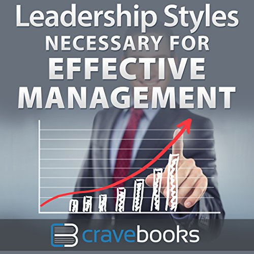 Leadership Styles Necessary for Effective Management audiobook cover art