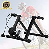 Bike Trainer Stand, Portable Magnetic Stationary...