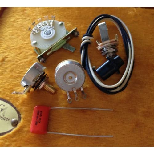 Tele Wiring Harness on tele body, tele mirrors, tele bass,