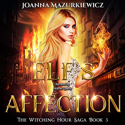 Elf's Affection: The Witching Hour Series, Book 3