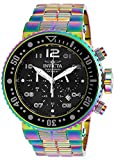 Invicta Men's Pro Diver Quartz Diving Watch with Stainless-Steel Strap, Multi, 29.3 (Model: 25078)