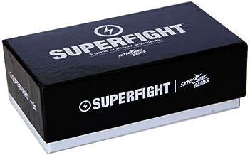 GWLTV Board Game Card SuperFight Super War Basic Edition Anti-Human Card Brain Damage Card Super War Card