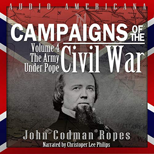 The Army Under Pope  By  cover art