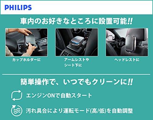 PHILIPS(フィリップス)『自動車空気清浄器GoPureSlimLine230(GPSL23GPX1)』
