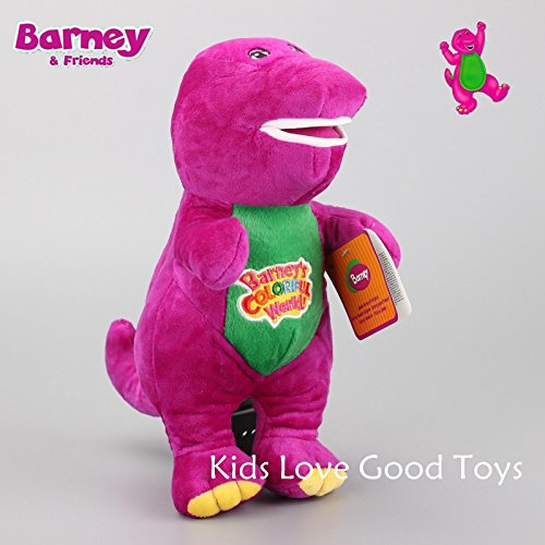 Good Hot Singing Barney and Friends12' I LOVE YOU Song PLUSH DOLL TOY Teddy Xmas Gift