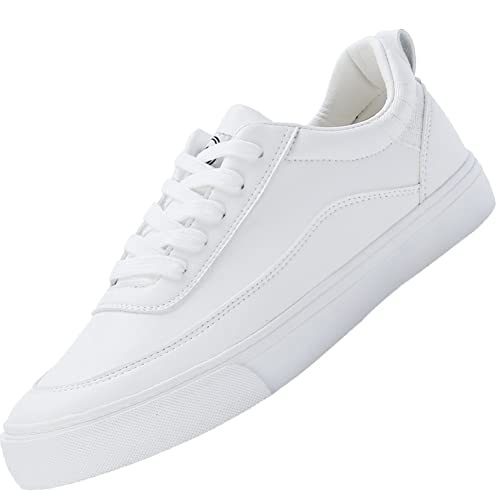 0f7e4dc0c9078 White Classic Male Shoes: Amazon.com