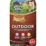 Special Kitty 44 Lbs Outdoor Dry Cat Food for Energetic Active Adult Cats/Support Healthy Bones/Teeth/Vitamins for Eye Health/Wholesome Ingredients/Nutritious Premium Product to Crave/